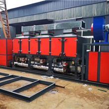 催化燃烧设备 废气处理成套空气净化设备 离线 活性炭吸附脱附设备