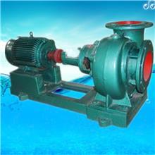 广汇混流泵厂家100HW-8卧式蜗壳式混流卧式蜗壳式混流泵 灌溉水泵柴电两用