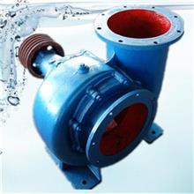 广汇 100HW-5卧式蜗壳式混流泵 混流泵厂家 柴电灌溉水泵