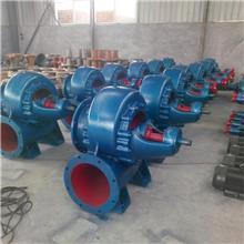 广汇定制 防汛抢险移动泵车 300HW混流泵 大流量12寸