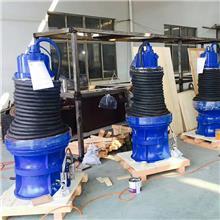 广汇700QZB潜水轴流泵厂家 高扬程低扬程潜水轴流泵灌溉泵站设备