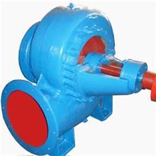 广汇混流泵厂家250HW-12卧式蜗壳式混流泵 灌溉水泵柴电两用