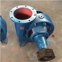 广汇混流泵厂家300HW-4卧式蜗壳式混流泵 灌溉水泵柴电两用