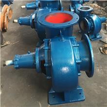 广汇混流泵厂家300HW-7卧式蜗壳式混流泵 灌溉水泵柴电两用