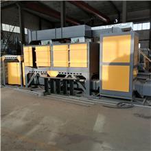 肥皂废气处理催化燃烧/净化工业废气处理设备/蓄热式燃烧设备