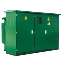 美式箱变 组合式变压器路灯箱式变电站
