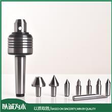 长期出售 5号插入式回转顶针 活顶针 车床尾座顶针