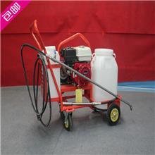 陆沃厂家直销小型沥青洒布机乳化沥青撒布机汽油洒布机
