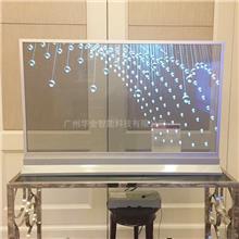 厂家供应oled全透明显示屏 透明LED玻璃屏 像素自发光
