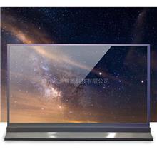厂家供应超薄透明屏 OLED单面壁纸屏 智能互动OLED显示屏