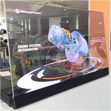 户外透明OLED显示屏 新一代显示屏 55寸OLED柔性屏