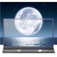 55寸OLED透明屏 全彩OLED透明显示屏 高透自发光屏幕