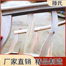 全实木椅子 滕氏供应 酒店西餐厅实木椅 会议洽谈椅