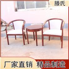 美式西餐厅两人位桌子椅子 简约休闲西点桌子椅子 欢迎订购