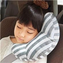 婴儿头枕 车载安全头枕 车上睡觉神器 PP棉儿童靠枕 安全带头枕
