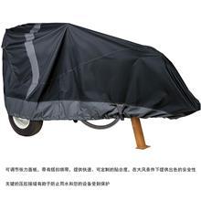 劈柴机防尘罩 劈木机罩 户外割草机罩 草坪机罩 家用防尘罩车衣