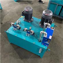 高压电动泵_豫浩源_伺服液压控制系统_工厂现货