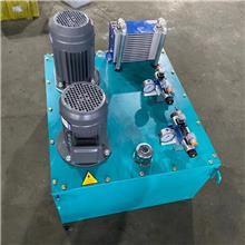 高压电动泵_豫浩源_小型自动化液压控制系统_工厂现货