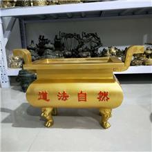 家用铜香炉 焚香供奉纯铜香炉摆件 宗教用品批发零售