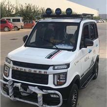 昇朗路虎款  插电式混合动力电动汽车   暖风式小型电动轿车