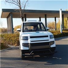 昇朗卫士款  新能源女士小型电动轿车  助力铁壳电动汽车  外观新颖