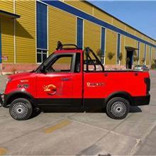 昇朗皮卡款 单排农用拉货皮卡车  客货两用运输电动汽车