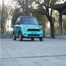 昇朗阳光款  新能源环保电动汽车  舒适版家用电动轿车  起步稳定