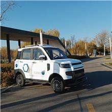 昇朗卫士款  新款载人外出电动汽车  易咖油电混合电动车