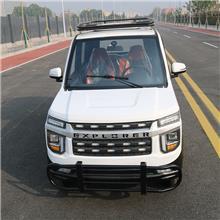 昇朗 路虎款  女士小巧电动汽车    新能源电轿载人电动轿车   节能环保