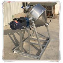 畜牧养殖饲料拌料机 鼓式全密封混合机 芝麻核桃粉混合机