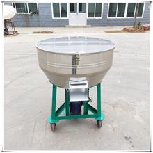 化学添加剂不锈钢搅拌机 芝麻核桃粉混合机 200公斤平底搅拌机