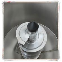 微量元素不锈钢混合机 干湿饲料拌料机 可可粉鼓式混合机