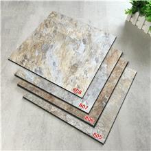 厨房快装地板   仿大理石纹路自粘地板