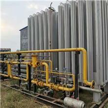 广东回收二手 1500天然气气化撬 双500气化器