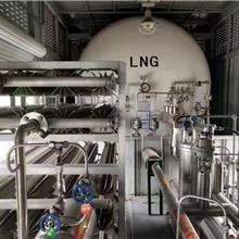LNG撬装站 天津益斯达LNG加液撬装设备 二手LNG加气站设备
