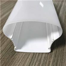 PC灯罩 SH/顺衡 led灯罩pC挤出长条 PC灯罩挤出有线条