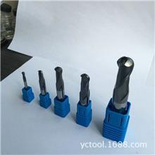 涂层立铣刀硬质合金刀具批发 二刃球刀数控刀具钨钢立铣刀