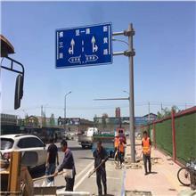 厂家定制路灯 交通道路交通信号灯杆 道路警示LED指示灯 安全红绿灯