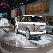 厂家展会用旋转台 圆形电动遥控汽车旋转台 可调速升降旋转舞台可调角度