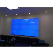 55寸液晶拼接屏1.8mm拼缝LCD显示屏显示器监视器电视墙LG厂家直销