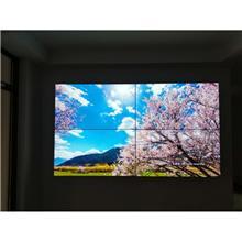 龙呈伟业46/49/55寸高清液晶拼接屏无缝安防监控监视器大屏电视墙