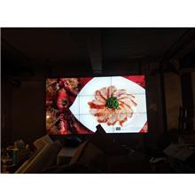 龙呈伟业55寸Lcd拼接屏1.8mmLG拼接屏 展厅展馆大屏会议应用各种场合