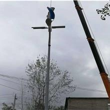 厂家直销 30w太阳能路灯 节能太阳能路灯规格 农村40瓦LED一体化光伏路灯 隆科照明