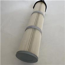 厂家直供除尘器配套除尘滤筒 方卡盘除尘滤芯 法兰圆盘除尘滤芯