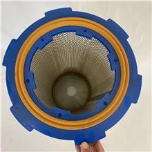 厂家供应六耳卡盘除尘滤筒 涂装喷粉房3290快拆式除尘滤筒 上装式除尘滤筒
