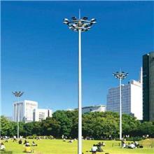 内蒙古高杆灯生产厂家 30米高杆灯价格 博瑞格照明