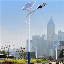汉中太阳能灯 陕西太阳能路灯厂家 博瑞格照明