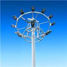 40m高杆灯 升降600w高杆灯厂家 博瑞格照明