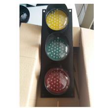 滑触线电压信号指示灯 铁壳带变压器LED指示灯 滑触线三色三相电源指示灯