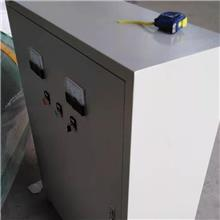 防漏雨碳钢烤漆电控箱 带漏电保护器电控制柜 除尘器及废气处理成套设备用电控箱